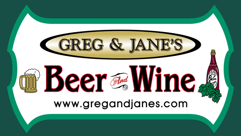 half off d2a2a 66d37 Greg   jane s beer   Wine